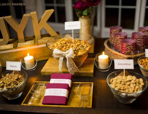 Mejores Menús para Nuestro Evento. Mesas Dulces. (Por Sara Jiménez)
