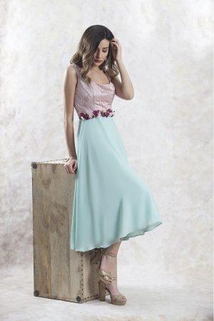 foto vestido corto