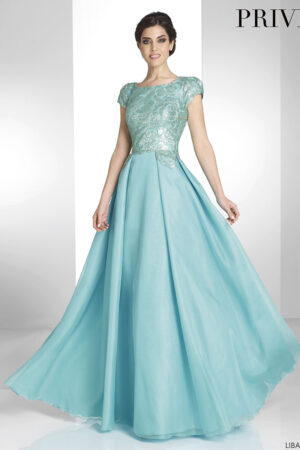 Vestido de madrina fiesta manila modelo libano