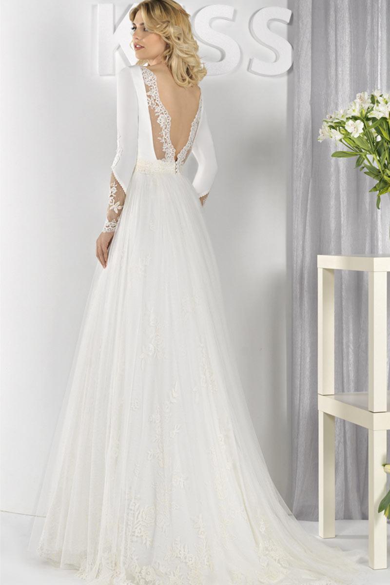 Vestido Novia Amanecer Nupcial Modelo 19K31