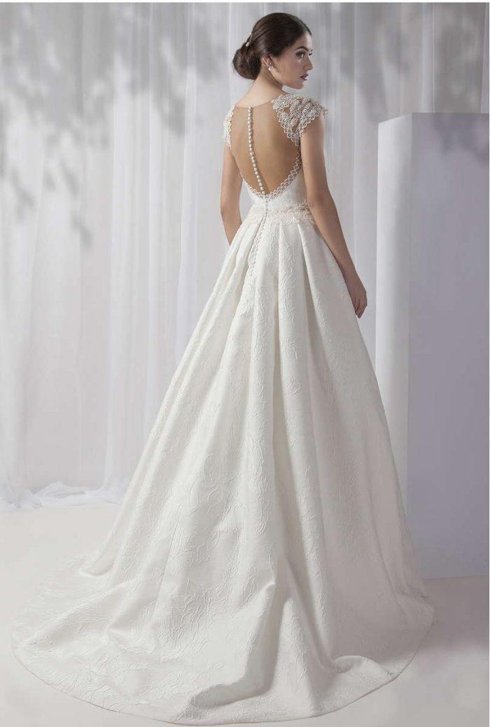 Vestido de Novia Amanecer Nupcial Modelo 20P11 3