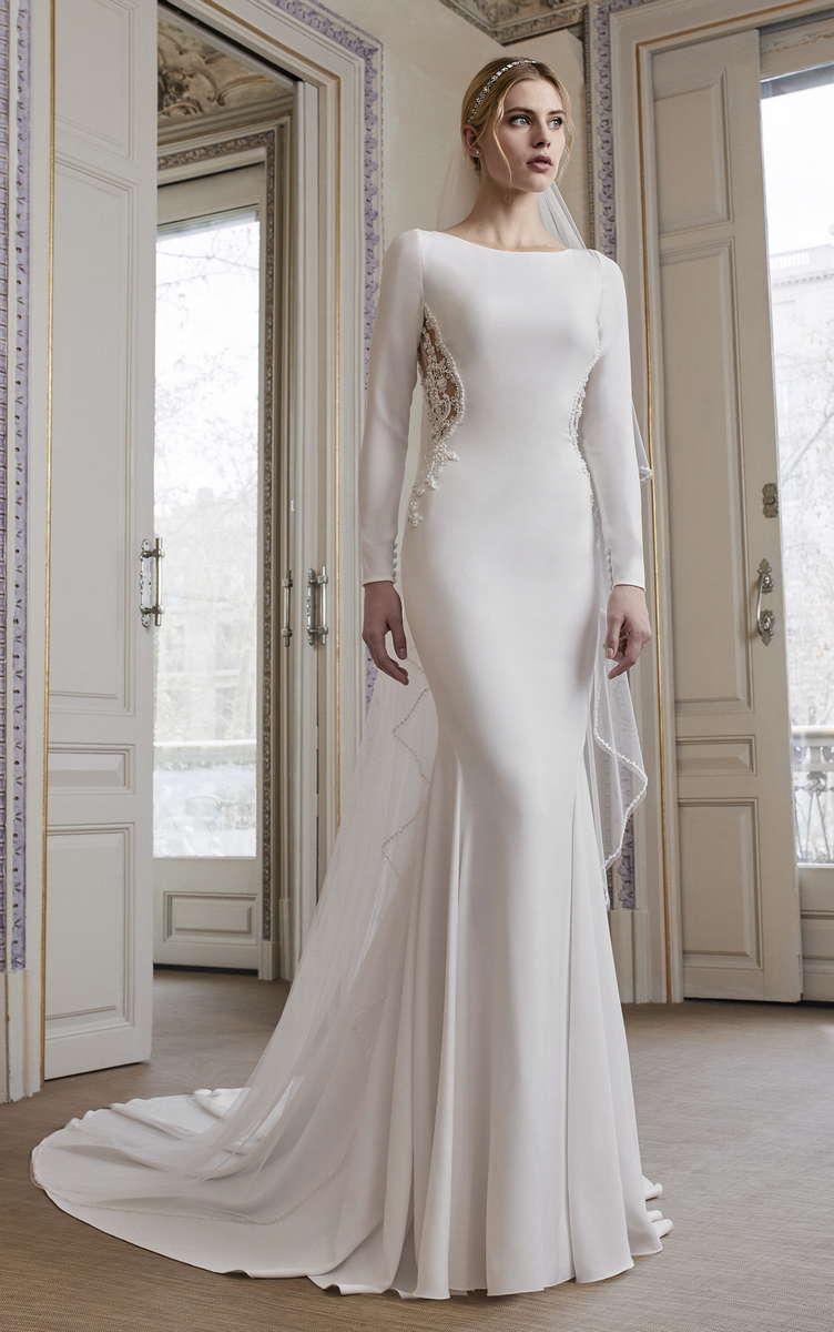 Vestido de Novia San Patrick Modelo COROT B