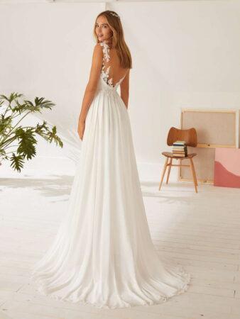 Vestido de Novia San Patrick Modelo OSAKA C 5