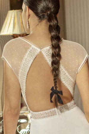 Vestido novia alma novias modelo obit c