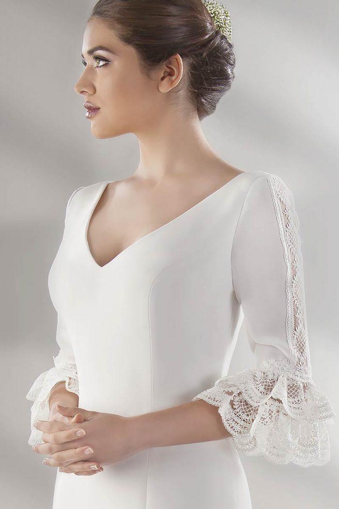 Vestido novia amanecer nupcial modelo dreams 20d28