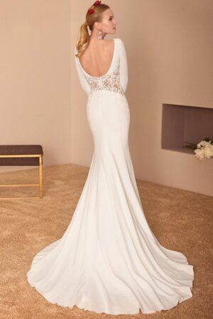 Vestido novia cabotine modelo hayward b