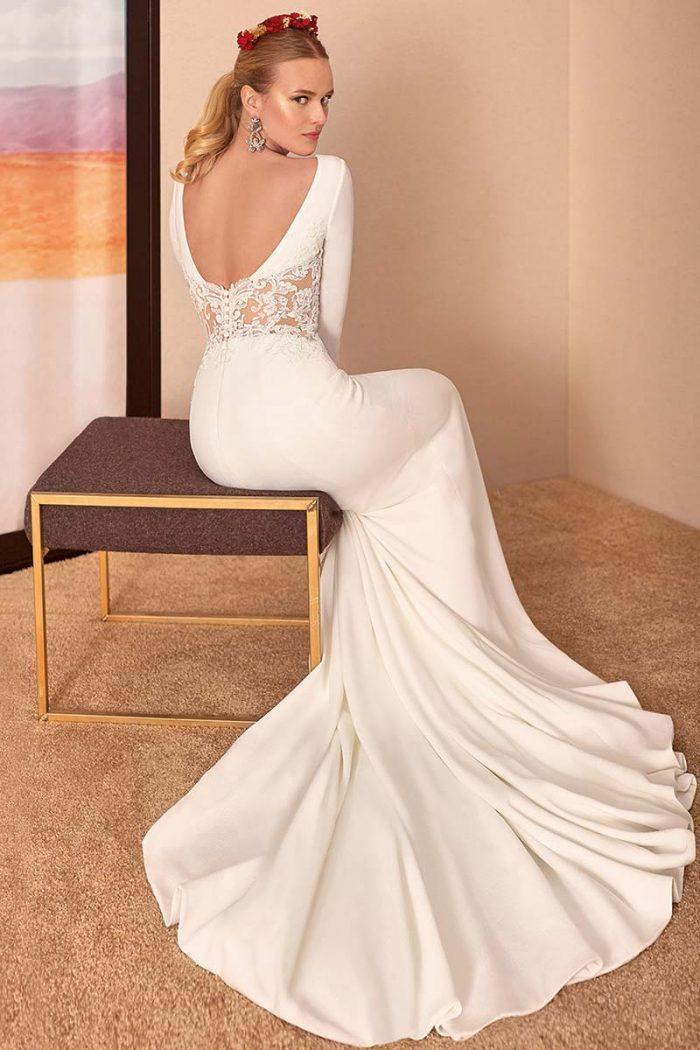 Vestido novia cabotine modelo hayward c