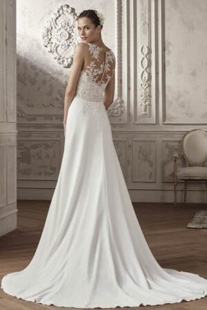 Vestido novia san patrick modelo aeryn b