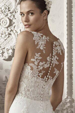 Vestido novia san patrick modelo aeryn d