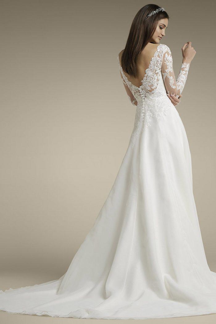 Vestido novia san patrick modelo altea b