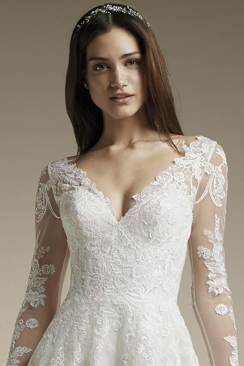 Vestido novia san patrick modelo altea c
