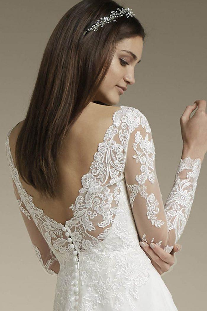Vestido novia san patrick modelo altea d