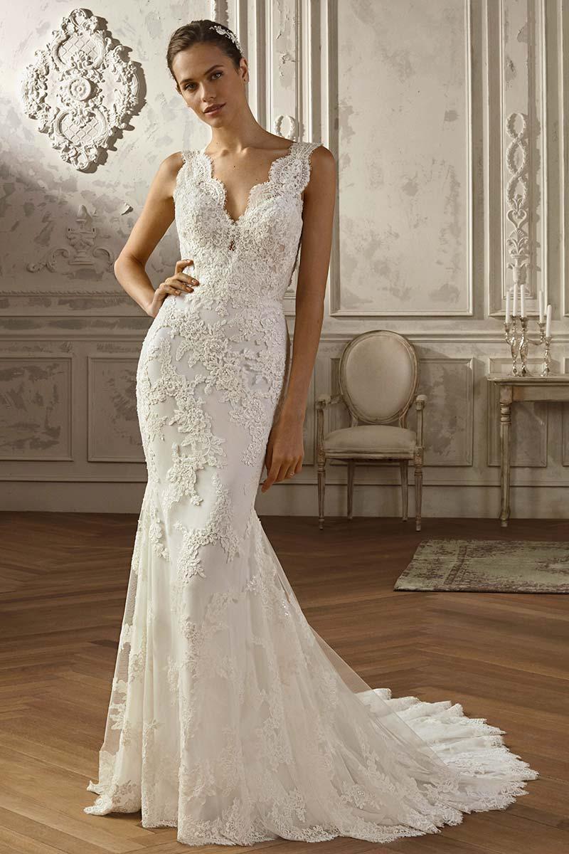 Vestido novia san patrick modelo anade