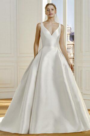 Vestido novia san patrick modelo lannes