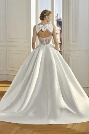 Vestido novia san patrick modelo lannes b