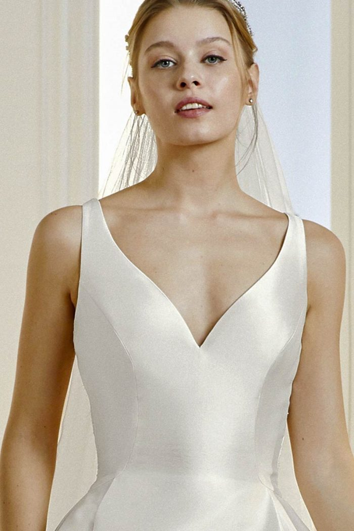 Vestido novia san patrick modelo lannes c