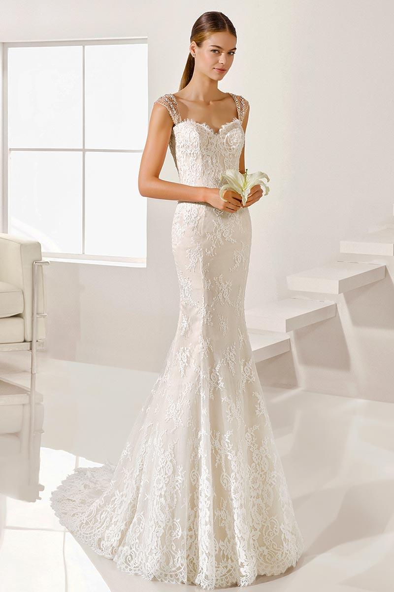 vestido novia alma novias modelo gilbert