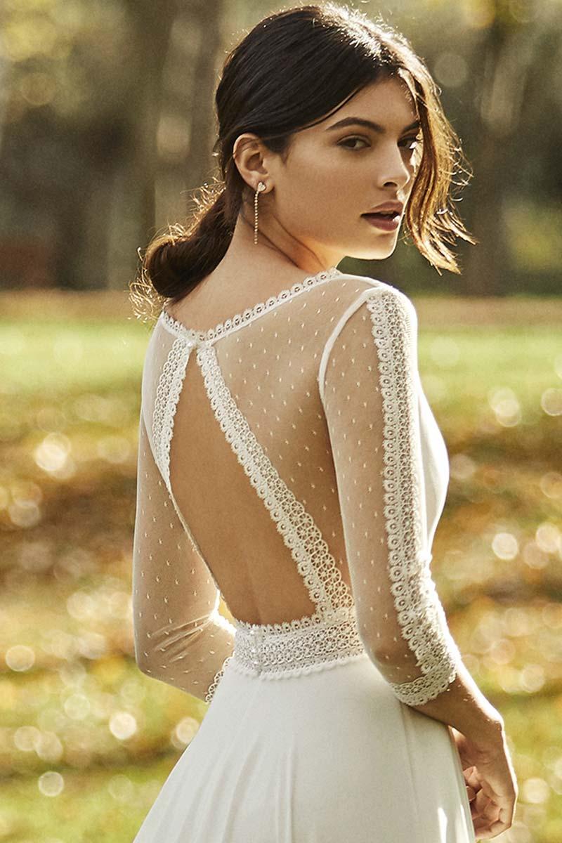 vestido novia alma novias modelo obra d