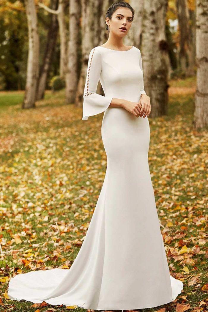 vestido novia alma novias modelo odisea