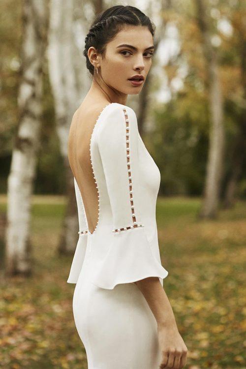 vestido novia alma novias modelo odisea b