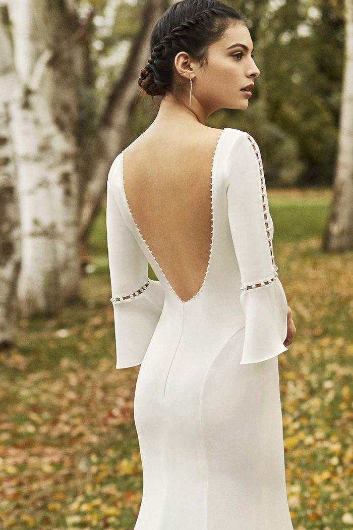 vestido novia alma novias modelo odisea d