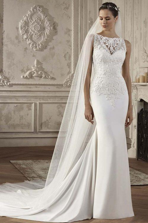 vestido novia san patrick modelo achille