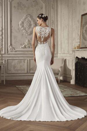 vestido novia san patrick modelo achille b