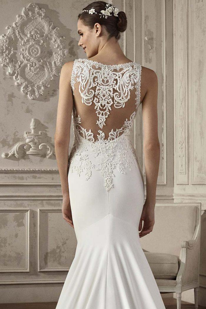 vestido novia san patrick modelo achille c