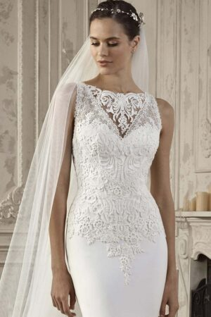 vestido novia san patrick modelo achille d