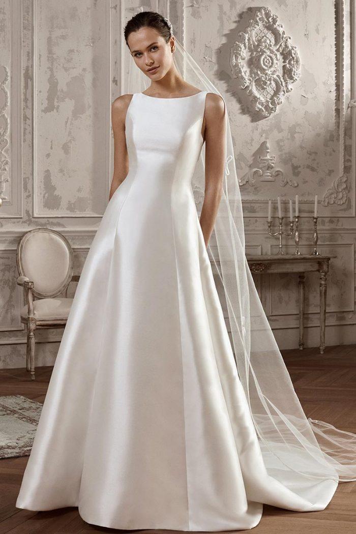vestido novia san patrick modelo amaral