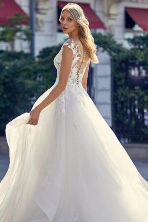 vestido novia san patrick modelo love c