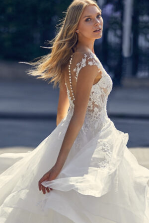 vestido novia san patrick modelo love d