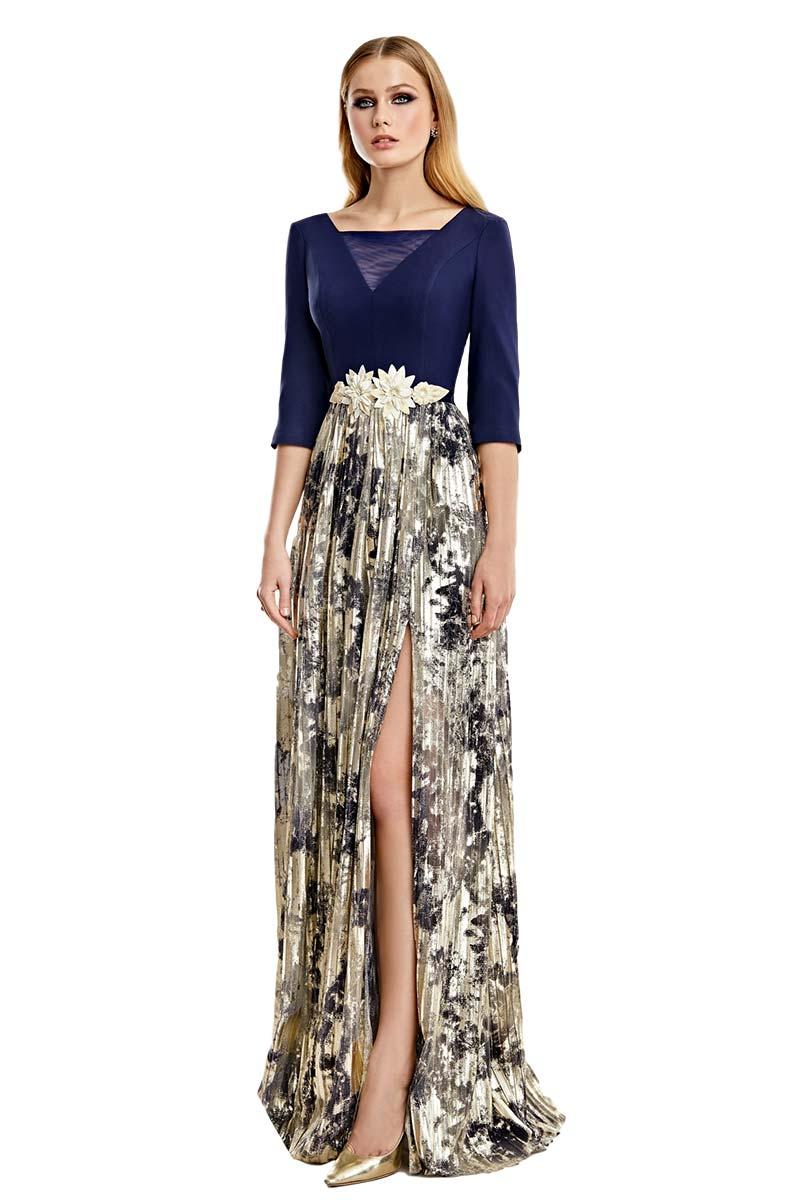 Vestido Madrina Esthefan Modelo NOCION