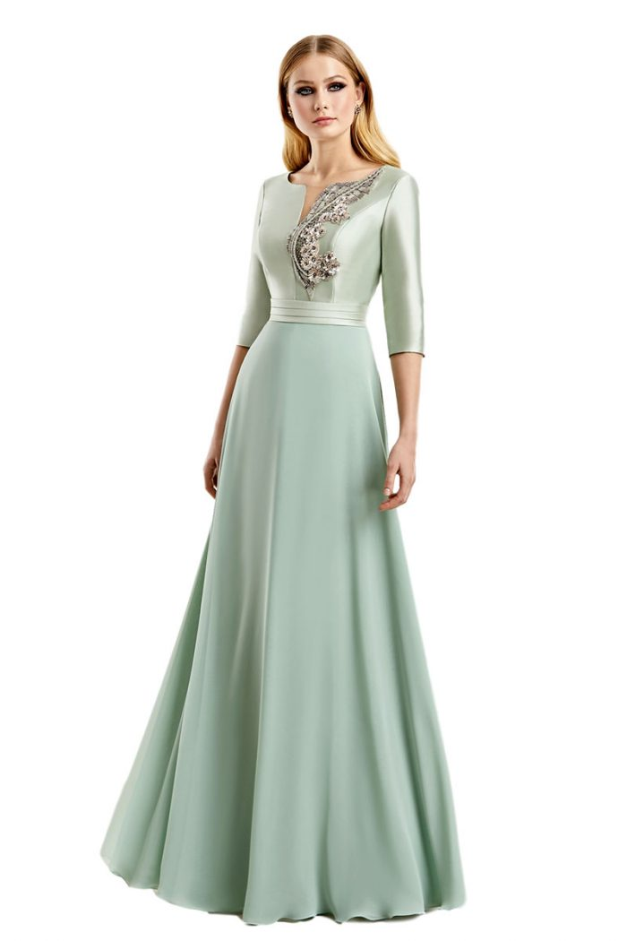 Vestido Madrina Esthefan Modelo NUALA