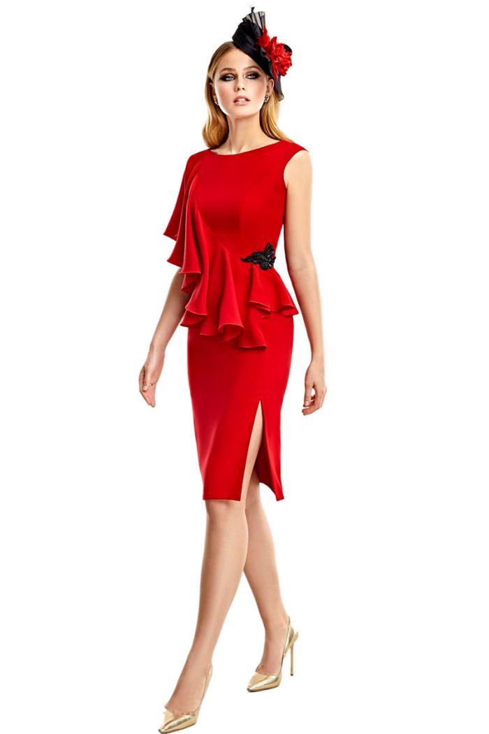 Vestido Madrina Esthefan Modelo NURSE
