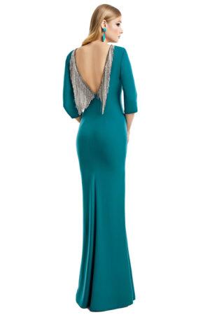Vestido Madrina Fiesta Esthefan Modelo Nuevo