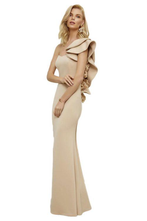Vestido Madrina Fiesta Ronald Joyce Modelo 29420