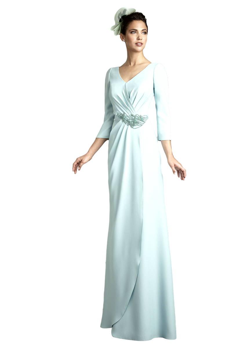 Vestido de Fiesta Madrina Manila Modelo ZINC 2