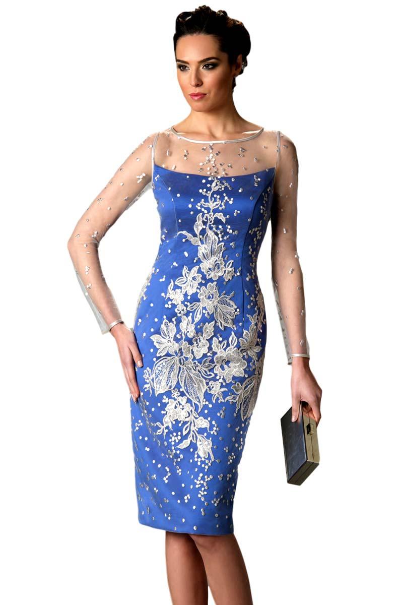 Vestido de Madrina Esthefan modelo Judaras2