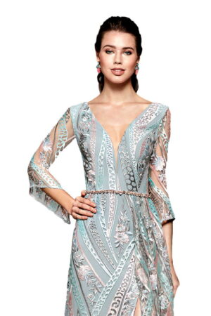 Vestido de Madrina Fiesta Manila Modelo IMPULSO 2