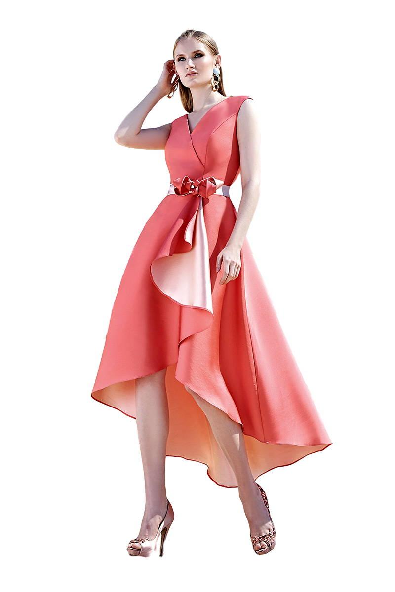 Vestido de fiesta Sonia Pena Modelo 0005·1200128 vestidochal1200128A vestido