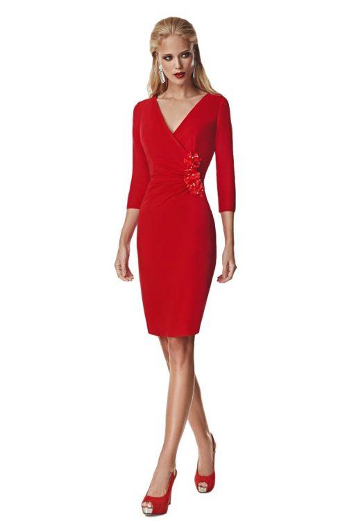 Vestido de fiesta Sonia Pena Modelo 1200014A