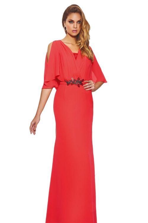 Vestido de madrina fiesta cabotine modelo 5007924