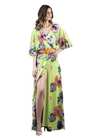 Vestido fiesta Moncho Heredia Modelo 5030.8
