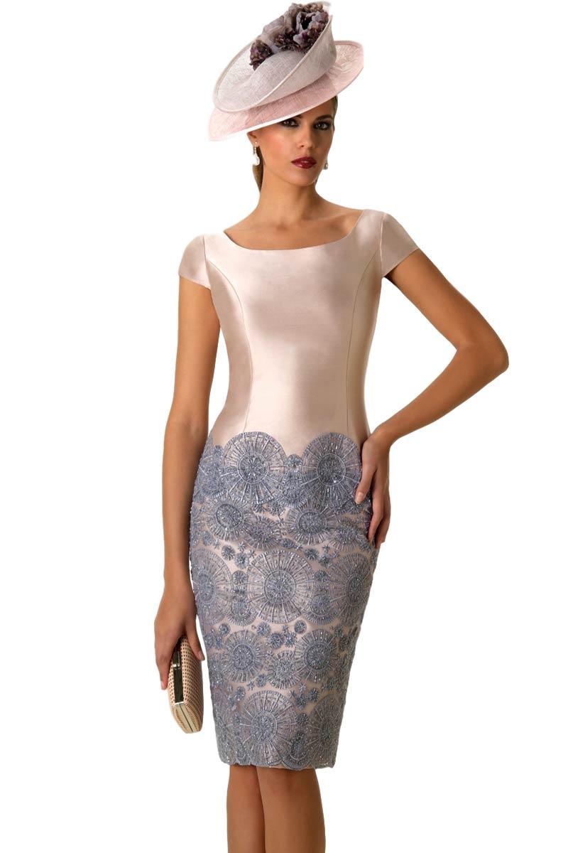 Vestido madrina esthefan modelo gulmen 2