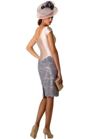 Vestido madrina esthefan modelo gulmen