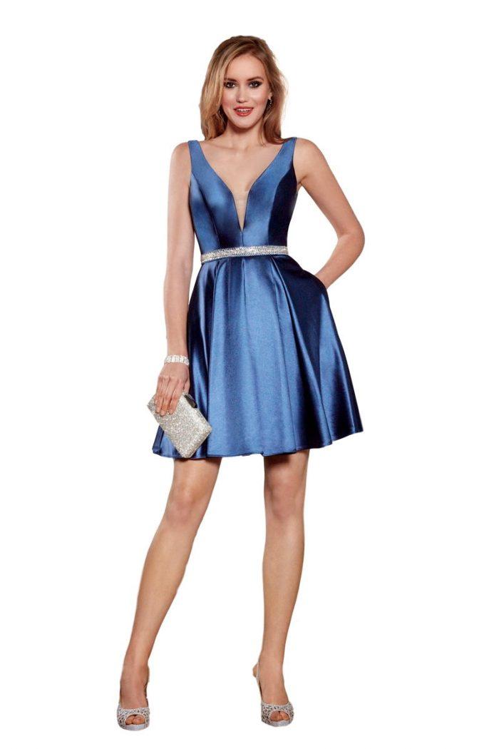Vestido de Fiesta Susana Rivieri Modelo 309158