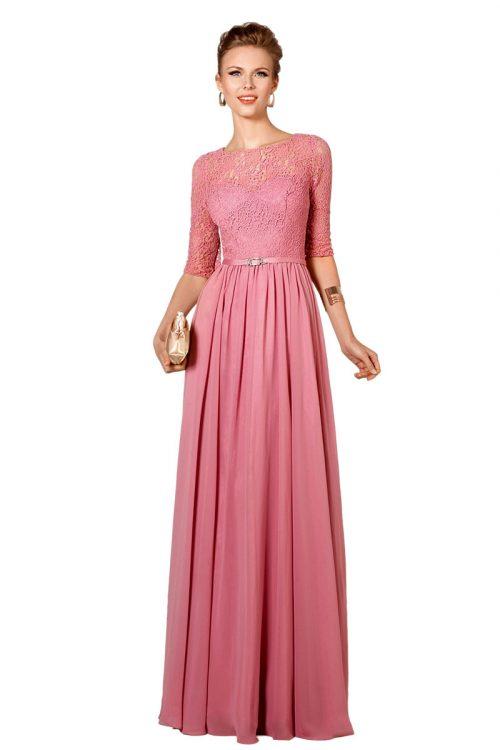 Vestido largo fiesta susana rivieri modelo 308159