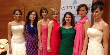 Desfile entrenovias tomelloso fashion night