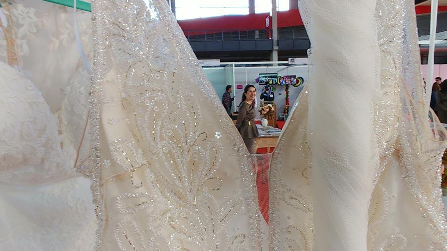 Desfile novias entrenovias tomelloso nupcial 2020